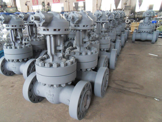 Good Quality Full Bore Ball Valve & CK3MCUN Body Flexible Wedge Gate Valve With Threaded Or Welded Seat Ring on sale
