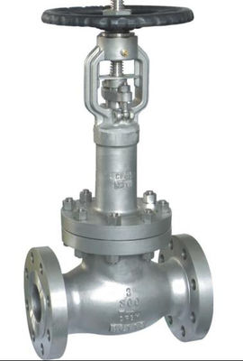 Good Quality Full Bore Ball Valve & 10 Inch API 598 Bellow Globe Valve , 150lb Bw Stainless Steel Globe Valve on sale