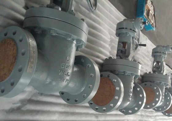 Flexible Wedge API 600 Gate Valve 2 Inch -36 Inch Low Corrosion For Steam