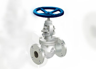 High Pressure BS 1873 Globe Valve Pressure Seal Bonnet Integral Seat ISO5210