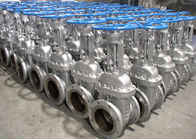 China BW OS&Y BB Full Port  API600 Gate Valve 150#-2500# Pressure BS 1414 Gear Operated factory
