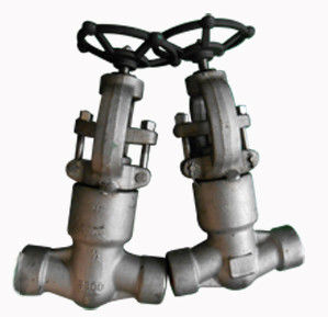 API602  FORGED STEEL VALVE GLOBE VALVE 1500lbs 2500lb pressure sealing bonnet BW ENDS SW ENDS